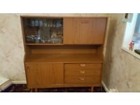 Sideboard / drinks and glasses cabinet