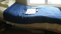 """2  """"Scape Wall hugger Adjustable twin Bed"""""""