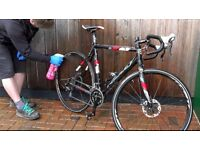 FOR FREE - At Home Bike Clean and Tune Up Service Brighton
