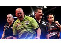 Betway Premier League Darts Final - 6 Front Arena Table Seats