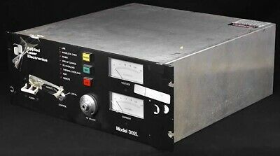 Applied Laser Electronics 302l Industrial Rackmount Hv High Voltage Power Supply