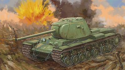 TRUMPETER® 09544 Russian KV-3 Heavy Tank in 1:35