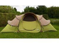 Quechua base 4.2 family tent