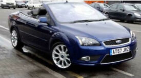 Ford Focus CC-3 2.0 TDCI, Great Runner, years MOT, Full Leather, Climate Control AC, Fully HPI Clear