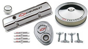 Proform - Street Performance. Chrome Dress-up Kit Chevy SBC