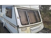 Bailey pageant 1994 2 berth in very good condition