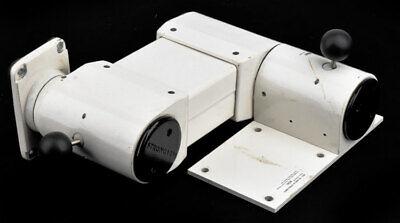 Strongarm Heavy Duty Panel Mount Cableway Swivel Adjustable Pendant Arm