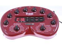 Line 6 POD Guitar Amp Processor