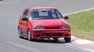 Suzuki Swift GTI track car/ hillclimb car