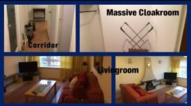 DBL Bedroom to rent in the city centre. Hurry Up!!!