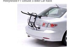 3 bicycle car rack