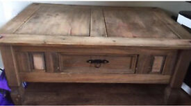 Oak table (want to get rid ASAP)