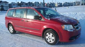 2013 Dodge Caravan SE Minivan, Van For Sale!!!