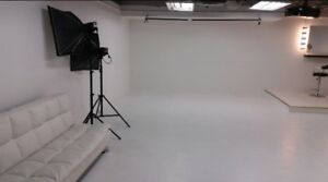 PHOTOGRAPHY & VIDEO STUDIO FOR RENT