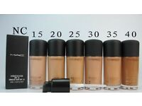 Genuine Mac Studio Fix foundation fluid New