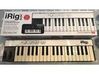 Irig Keys 37 Keys Universal mini keyboard controller