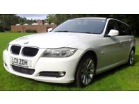 BMW 318D SE Touring Efficient Dynamics. £30 Road Tax, 60+ Mpg, 6 Speed.