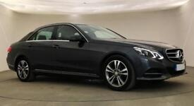 MERCEDES-BENZ E220 GREY 2.1 CDI B/T SE TIP SALOON DIESEL FROM £77 PER WEEK!