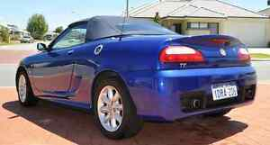 2005 M.G. TF Coupe Waikiki Rockingham Area Preview