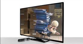HITACHI 50 inch Smart LED TV