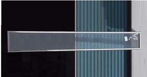 A&L 515x3600mm Aluminium Surfmist Fixed Kitchen Window Monolithic Mulgrave Monash Area Preview
