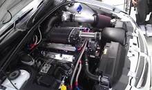HOLDEN SUPERCHARGED 355 STROKER WITH A BUILT AUTO Birkdale Redland Area Preview
