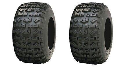 Pair of STI Tech 4 MX Rear 18x10-8 ( 4ply tire ) ATV  UTV Quad Tires Set of (2) for sale  Fountain Hills