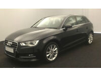 Audi A3 FROM £57 PER WEEK!