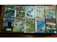 Selection of miniture wargames magazines