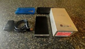 LG G3, 32 Gb with cases, charger, box. Excellent condition.