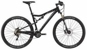 Medium Cannondale Rush MTB as new Albert Park Port Phillip Preview