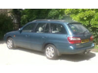 Mazda 626 Estate (2000) - soon to be Classic!