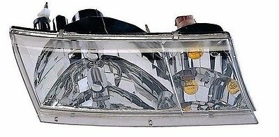 NEWMAR MOUNTAIN AIRE 2002-2004 37FT HEADLIGHTS HEAD LIGHTS LAMPS RV - RIGHT