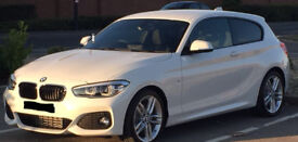 BMW 120D M Sport 65. Immaculate condition