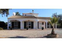 Villa Sereia, Pechao, Algarve, Portugal. Sleeps 12. Private Pool. Private Apartment