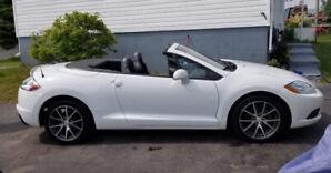 For Sale: 2011 Mitsubishi Eclipse Spyder Convertible