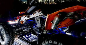 2009 ktm 525xc Methanol Injected Boss Nitrous system