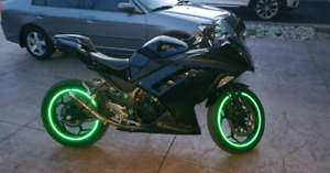 Mint 2014 NINJA 300 UPGRADED