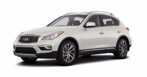 New 2017 Infiniti QX50 Crossover