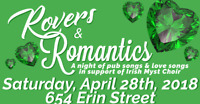 Irish Myst Choir Concert: Rovers & Romantics