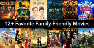 Favorite Family Friendly Films