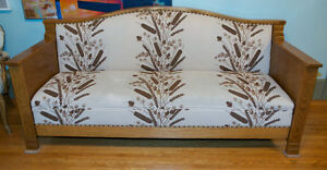 Antique Couch, Very Unique, In Good Shape