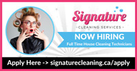 House Cleaners - No evenings No weekends