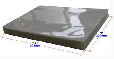 Clear Laminating Pouch Film Thermal Hot Lamintor Letter Size 912 100 Sheets