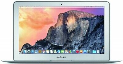 "Apple MacBook Air 11"" Core i5 1.4GHz 4GB 128GB SSD 2014 B Grade"