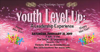 Youth Level Up A Leadership Experience