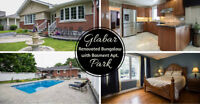 Renovated Bungalow in Glabar Park with Sep. Basement Entrance