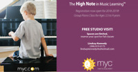Wildwood Area - Private Piano Lessons & MYC Group Music Lessons