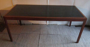 1960's Mid Century Modern Teak Conference Table or Dining Table
