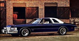 Iso 1974-1976 Buick riviera
